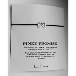 Bratara ''Pinky Promise''