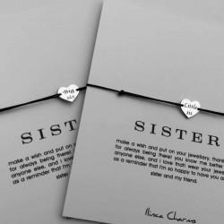 Set bratari ''Sister''